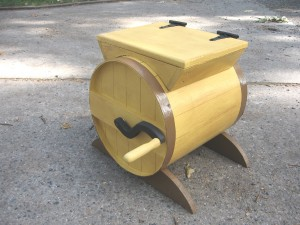 7 Oklahoma Butter Churn