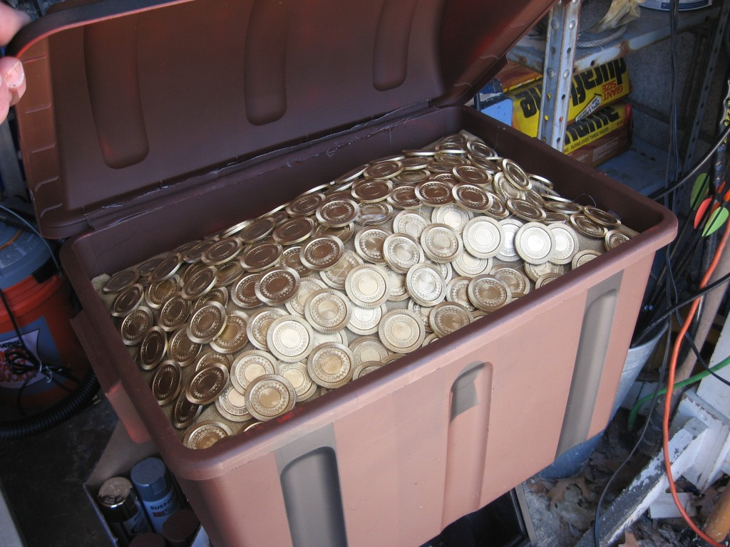 8 Treasure chest