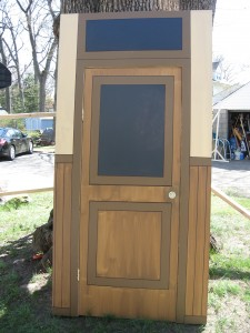 2 Full Function Door