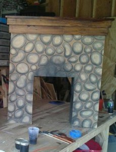 Copy (1) of Into the woods oven fireplace