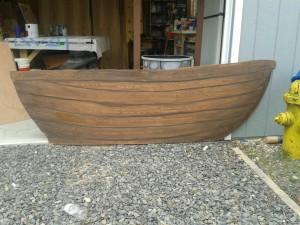 Pinocchio Boat