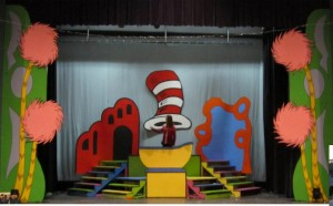 Seussical set complete